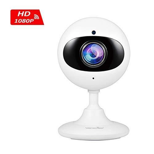 wansview 1080P Caméra de Surveillance, Cloud Caméra IP pour Surveiller Animaux ou Enfants avec la...