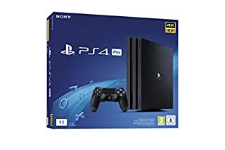 PS4 Pro 1 To G - noir (B07HSJW7HK) | Amazon price tracker / tracking, Amazon price history charts, Amazon price watches, Amazon price drop alerts