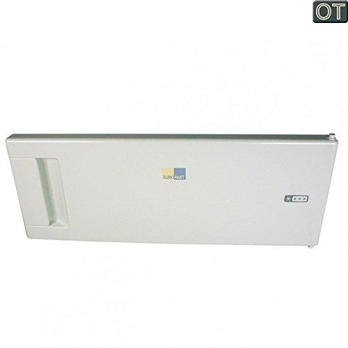AEG Electrolux Gefrierfachtür, Frosterfachtür, Tür komplett für Kühlschrank - Nr.: 206375402, 2063754028 ersetzt 206381722, 2063817221