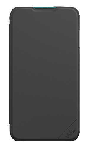 Provided Tasche Wallet Premium Grün Für Wiko Upulse Lite Hülle Case Cover Etui Schutz Neu Cases, Covers & Skins