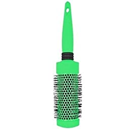 thermal hair brush - 318ye T1p1L - Revlon Neon Ionic Technology Green Thermal Hair Brush