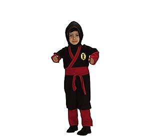 Rubies- Disfraz infantil de ninja, T (1-2 años) (Rubie