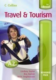 Travel and Tourism A2 for EDEXCEL Resource Pack (Collins A Level Travel and Tourism) - Optional Travel Pack