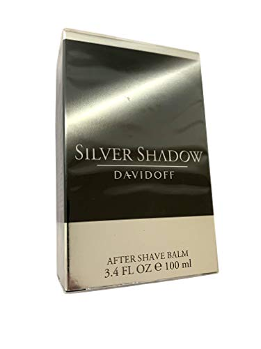 Davidoff Silver Shadow Aftershave Balm 100 ml -