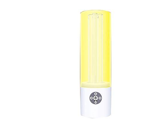 WEBO HOME-55W Ozon UV-Desinfektionslampe Mobile keimtötende Lampe Quarzlampe UVC antibakterielle Rate 100% für Auto nach Hause Schulhotel