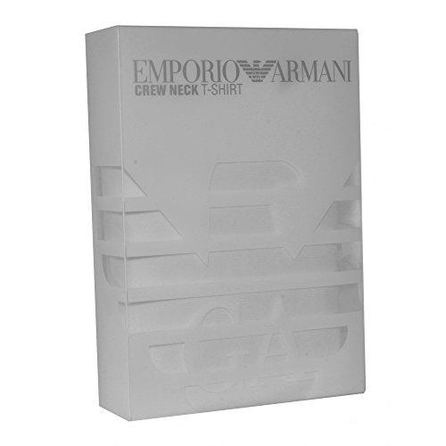 Emporio Armani Herren Schlafanzugoberteil 1110356a725 White