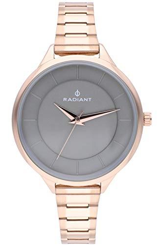 Radiant venus orologio Donna Analogico al Al quarzo con cinturino in Acciaio INOX placcato RA511202