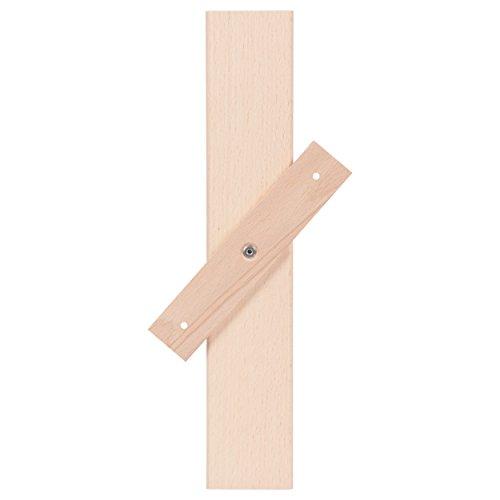 Sauna Sanduhr aus Holz 15-Min. Laufzeit - 3