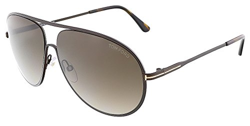 Tom Ford MARRONE SCURO OP FRAME WITH ROVIEX GRAD LENS