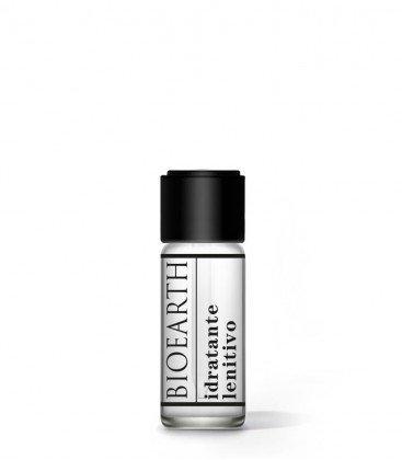 BIOEARTH - Sérum Visage Hydratant Apaisant - Soin Rééquilibrant - Pour Peaux Sensibles et Rouges - Certifié AIAB et Vegan - Testé au Nickel - 5 ml