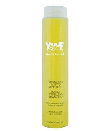 Yuup Shampoo Insetto Repellente - Allontana naturalmente insetti e parassiti, per cani e gatti