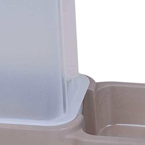Urban Living Spender für WasserundHunde- / Katzenfutter, 3,5l, Grau - 4