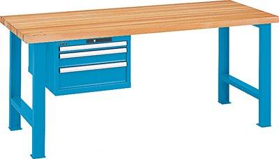 banco-da-lavoro-2fe-1cassetto-block-3schubl50100150mm-elektr-lucchetto-a-combinazione-multiplex-40mm