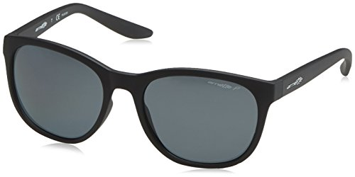 Arnette grower, occhiali da sole unisex-adulto, matte black 01/81, 55