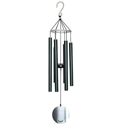 Tubular Deck (pixpri Wind Chimes, Outdoor Garten und Home Decor, elegantes Metall Design Windspiele mit weichem, B pentatonischen Tonleiter, schöne Windspiel)