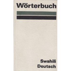 Wörterbuch Swahili-Deutsch