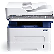 Xerox 3225V/DNI Workcentre Stampante LASER All-in-One, Wi-Fi, Grigio/Blu