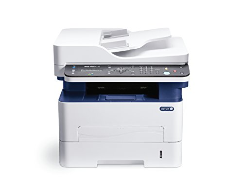 Xerox WorkCentre 3225 Imprimante Multifonction Laser Monochrome 28 ppm Ethernet/USB 2.0/Wi-FI Blanc