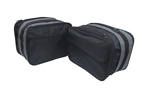 Passgenau Motorrad Kofferinnentaschen 1 Paar für BMW R1200GS R1200 GS