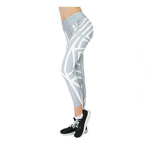 beauty affordable price 100% genuine Yoga Pants Women Fitness Leggings Gym Sports Running Tights Compression  Sexy Hips Push Up Sport Pants Women Sportswear Leggins,M White