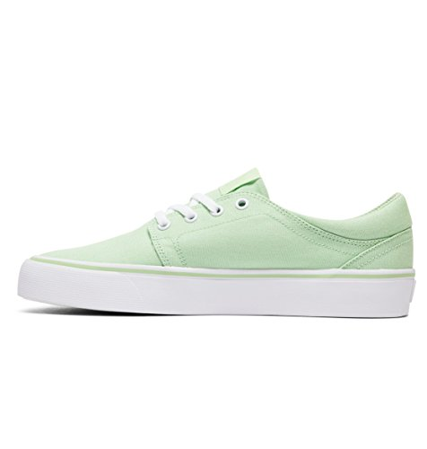 DC Shoes Trase Tx, Baskets mode femme Vert - Pistachio Green
