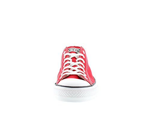 CONVERSE Chuck Taylor All Star Seasonal Ox, Unisex-Erwachsene Sneakers Rot (Rot)