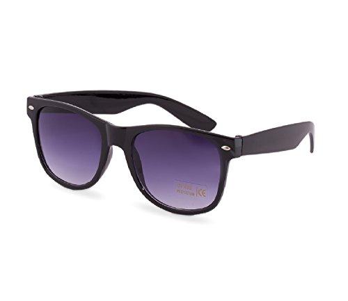 Damen Herren Lesebrille Sonnenbrille +1.5 +2.0 +3.0 +4.0 Sun Readers Perfekt für den Urlaub Retro Vintage Brille MFAZ Morefaz Ltd (+2.5, Black)