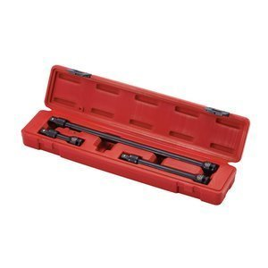 Sunex 3501 3/8-Inch Drive Locking Impact Extension Set, 3-Piece by Sunex International -