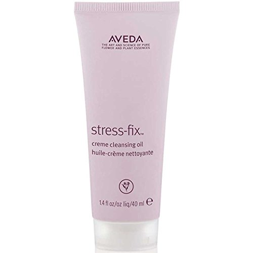 AVEDA STRESS-FIX Creme Cleansing Oil 40ml