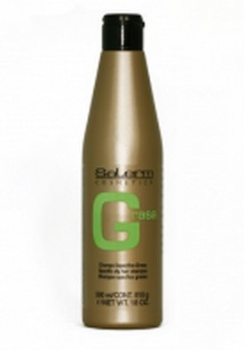 SALERM shampooing pour cheveux gras 500 ml