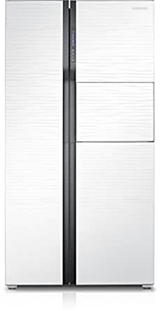 Samsung 591 L In Frost-free Double Door Refrigerator (RS554NRUA1J, Shinny River Pattern)