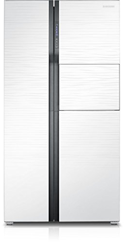 Samsung 591 L In Frost-free Double Door Refrigerator (RS554NRUA1J, Shinny...