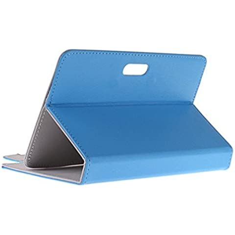BRALEXX 9443 de A1 Funda universal - Tablet PC compatible con Amazon Kindle Fire 7 2015 Color Azul