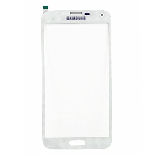 100% Original OEM Samsung Galaxy S5 Front Glass Lens, LCD Front Outer Glass Lens Screen Replacement For Samsung Galaxy S5 G900 G900F G900V G900H G900M G9001 (White)  available at amazon for Rs.1328