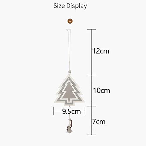 318zr4a2N5L. SS500  - Y56 Christmas Wooden Four-Layer Hollow Pendant Creative Cute Hanging Pendant