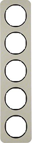 Hager 10152104 interruptor de luz Acero inoxidable - Interruptores de luz (Acero...