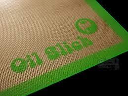 Oil Slick Slab Non-Stick Concentrate Pad by Oil Slick (Drücken Sie Cookie Maker)