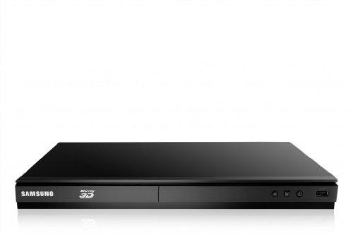 Samsung BD-E5500 3D-Blu-ray-Player (WLAN-Ready, HDMI, USB) schwarz