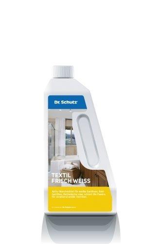 Dr. Schutz Textilfrisch Aktiv-Waschmittel für Gardinen, Bettwäsche, Badtextilien