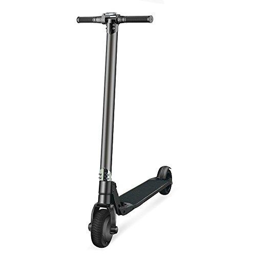 Scootereléctrico E-Scooter portátil plegable con Samsung batería de 4.4 AH 20 km...