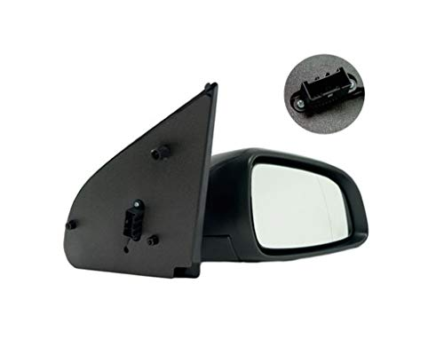 Côté Droit Bleu Grand Angle Wing Door Mirror Glass for VW TRANSPORTER T4 90-03