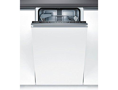 Bosch SPV50E70EU Entièrement intégré 9places A+ lave-vaisselle - lave-vaisselles (Entièrement intégré, Noir, Acier inoxydable, 1,75 m, 1,65 m, 2,05 m, CE, VDE)