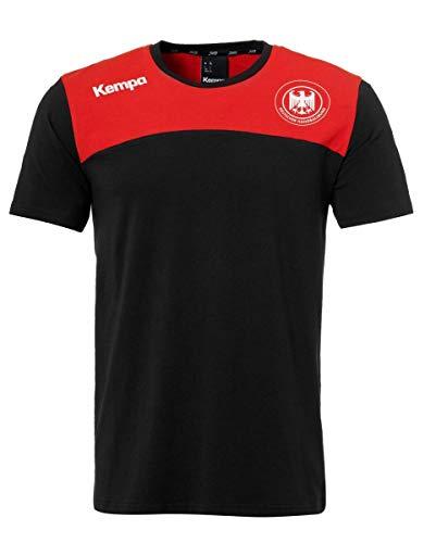Kempa Dhb Replica T-Shirt für Herren XL schwarz