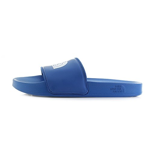 The North Face BC Slide II tong Turkish Sea TNF White
