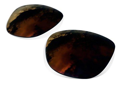 Sunglasses Restorer Lentes Polarizadas de Recambio Brown para Oakley Frogskins
