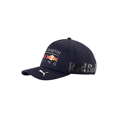 Red Bull Racing Erwachsene Puma Red Bull Amr Team Gear Cap 2018, Blue, onesize