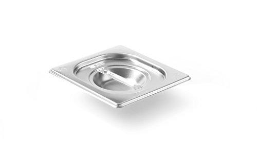 Hendi 806869 Gastronorm-Deckel, GN 1/6