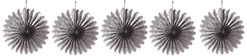 Amscan International Bag (Seesack?18?5515cm Silber Karte Fans Preisvergleich