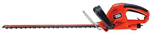 BLACK+DECKER GT5560-QS Tagliasiepi, 550 W, Lama 60 cm