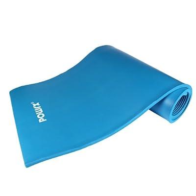 Gymnastikmatte Yogamatte Pilatesmatte Übungsmatte in verschiednen Farben 190 x 100 x 1,5 cm und 190 x 60 x 1,5 cm